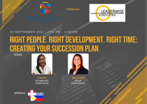 thumbnails Right People. Right Development. Right Time: Creating Your Succession Plan