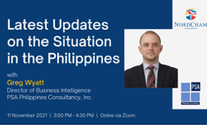 thumbnails Latest Updates on the Situation in the Philippines | 10 November 2021